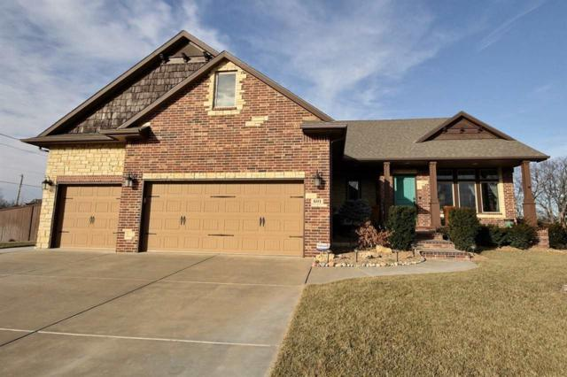 601 N Bel Arbor St, Derby, KS 67037 (MLS #562501) :: Wichita Real Estate Connection