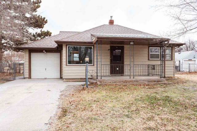 144 S Nevada, Wichita, KS 67209 (MLS #562506) :: Wichita Real Estate Connection