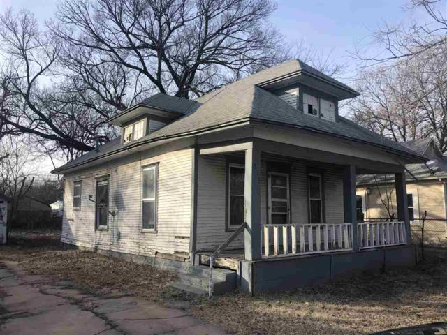 617 N New York Ave, Wichita, KS 67214 (MLS #562513) :: On The Move