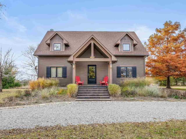 6619 SW Santa Fe Lake Rd, Augusta, KS 67010 (MLS #562515) :: On The Move