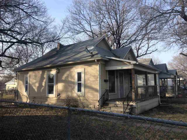 639 N New York Ave, Wichita, KS 67214 (MLS #562523) :: On The Move