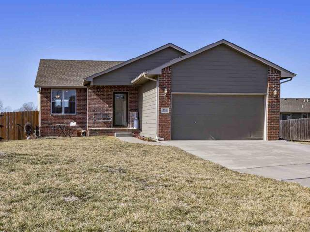 751 S Cherrywood Cir, Andover, KS 67002 (MLS #562526) :: On The Move