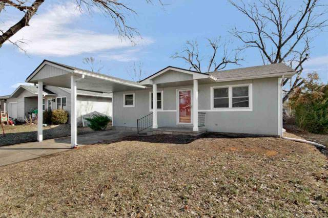 1216 Spencer Dr, Augusta, KS 67010 (MLS #562540) :: On The Move