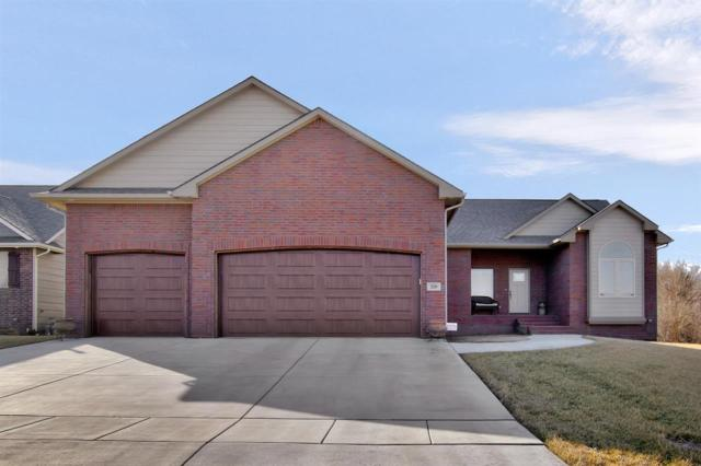 220 S Crocker Ct, Colwich, KS 67030 (MLS #562542) :: On The Move
