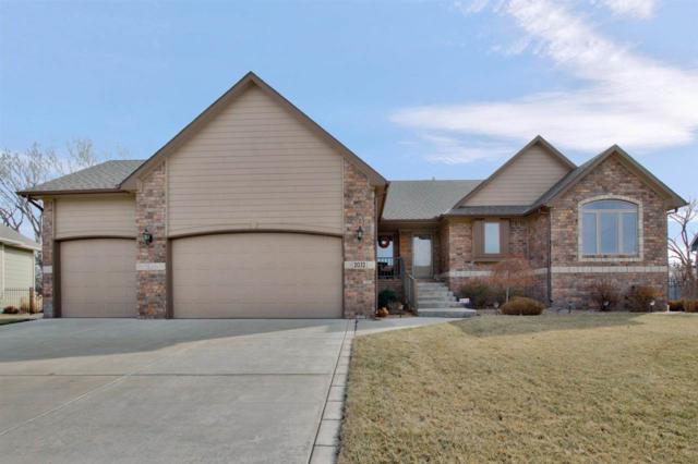 2032 N Newberry St, Derby, KS 67037 (MLS #562564) :: Wichita Real Estate Connection