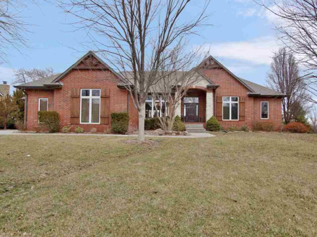 1024 E Lakecrest Dr, Andover, KS 67002 (MLS #562583) :: On The Move