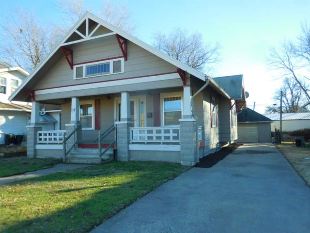 117 Columbia St, Augusta, KS 67010 (MLS #562584) :: On The Move