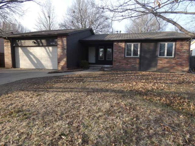 9120 W Westport, Wichita, KS 67212 (MLS #562591) :: On The Move