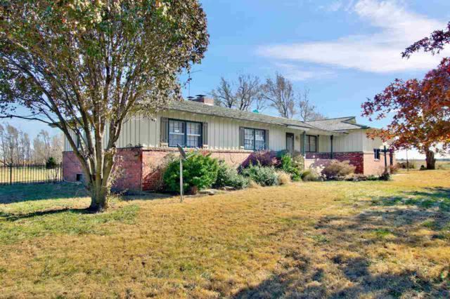 3792 SE Price Rd, El Dorado, KS 67042 (MLS #562592) :: On The Move