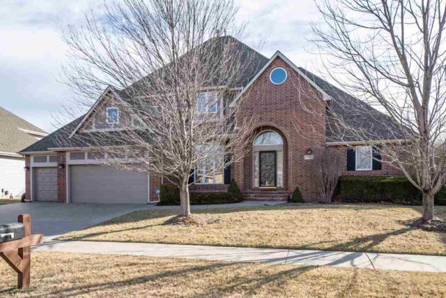 1906 N Frederic Cir, Wichita, KS 67206 (MLS #562593) :: Wichita Real Estate Connection