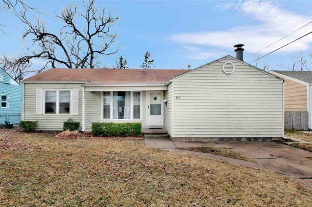 501 W Carlyle, Wichita, KS 67217 (MLS #562596) :: Wichita Real Estate Connection