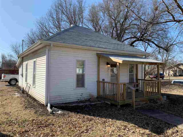 329 W Adams, Howard, KS 67349 (MLS #562598) :: Wichita Real Estate Connection