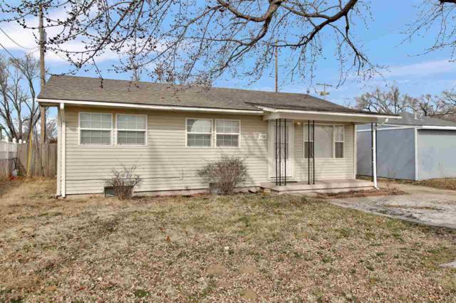 1108 W 45th St S, Wichita, KS 67217 (MLS #562599) :: Wichita Real Estate Connection