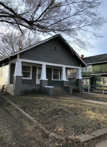 625 N Topeka St, El Dorado, KS 67042 (MLS #562601) :: Wichita Real Estate Connection