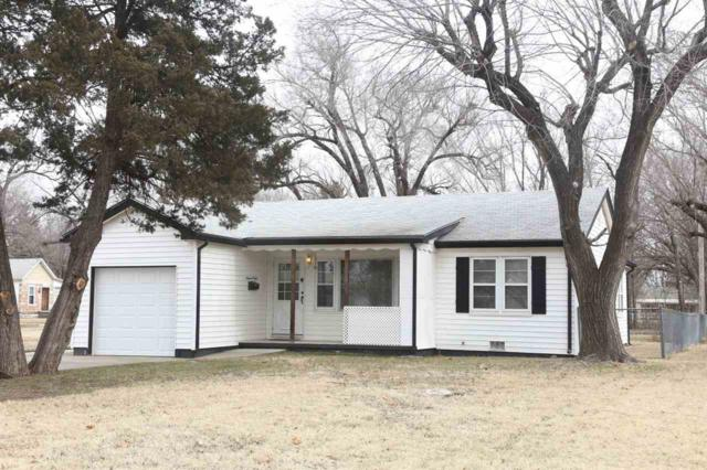 1608 S Fern St, Wichita, KS 67213 (MLS #562602) :: On The Move