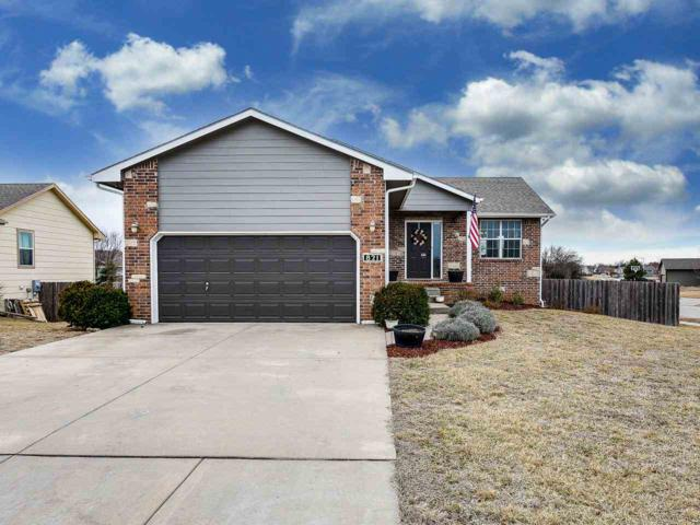 821 S Stonewood St, Andover, KS 67002 (MLS #562603) :: On The Move