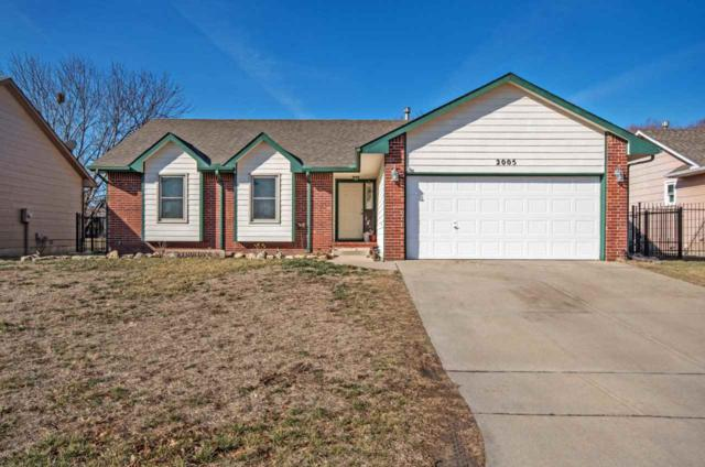 2005 N Stoney Point St, Wichita, KS 67212 (MLS #562608) :: Wichita Real Estate Connection