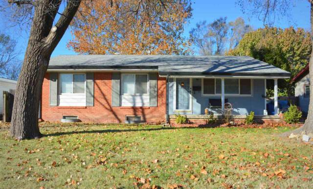 2325 S Everett St, Wichita, KS 67213 (MLS #562610) :: Wichita Real Estate Connection