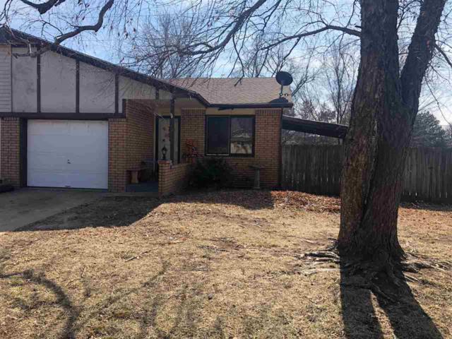 10741 W Nantucket, Wichita, KS 67212 (MLS #562611) :: On The Move