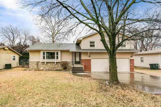 338 Hunton Rd, El Dorado, KS 67042 (MLS #562612) :: On The Move