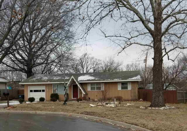 520 Linda Ln, El Dorado, KS 67042 (MLS #562616) :: On The Move