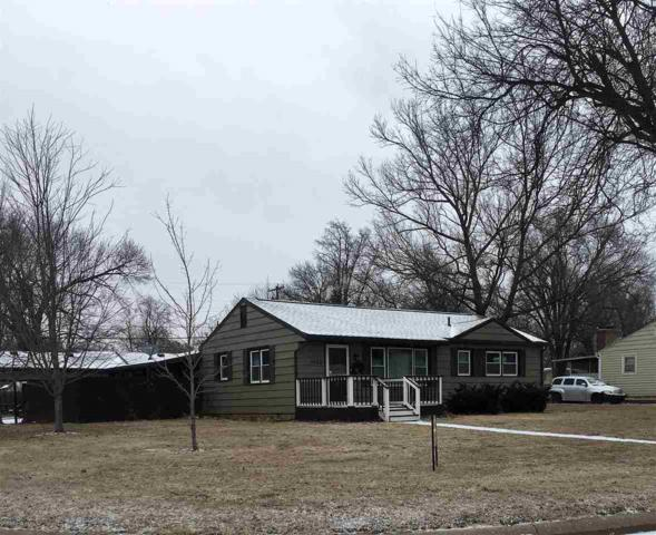 1580 N Terrace Dr, El Dorado, KS 67042 (MLS #562618) :: On The Move