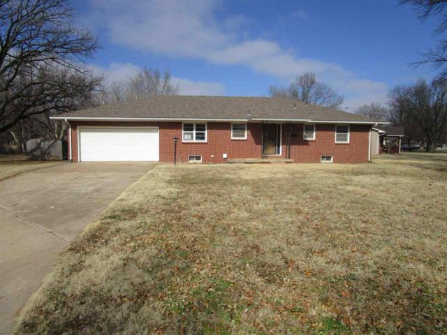 361 S 1st St., Clearwater, KS 67026 (MLS #562620) :: Graham Realtors