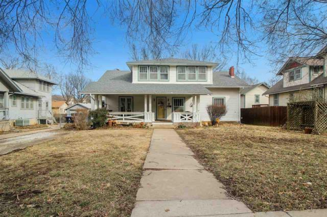416 S Denver St, El Dorado, KS 67042 (MLS #562625) :: On The Move