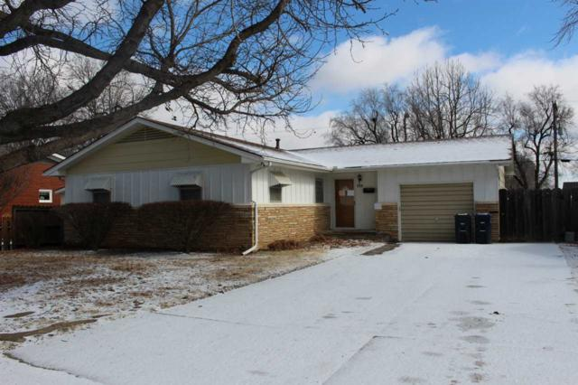 502 Hunton Rd, El Dorado, KS 67042 (MLS #562648) :: On The Move