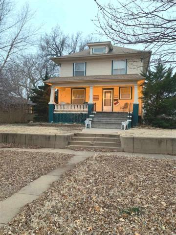 424 N Bluff, Anthony, KS 67003 (MLS #562650) :: Wichita Real Estate Connection