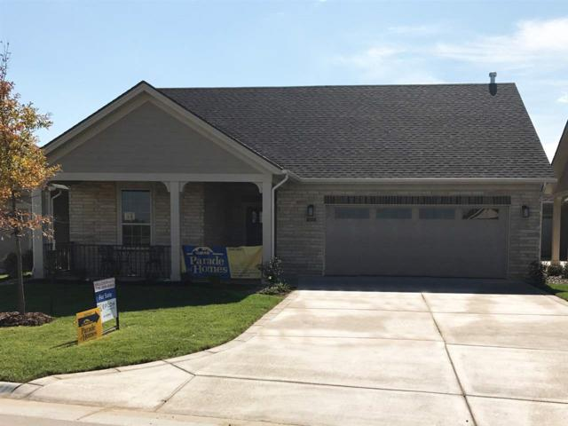 1222 S Angela St Portico Plus Bo, Wichita, KS 67235 (MLS #562654) :: On The Move