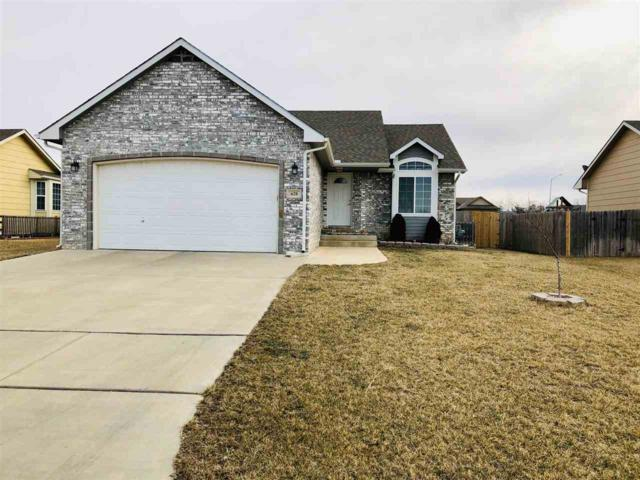 628 E Shade, Andover, KS 67002 (MLS #562655) :: On The Move