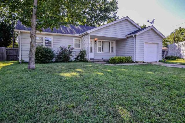 701 Fredrick Dr, El Dorado, KS 67042 (MLS #562665) :: On The Move