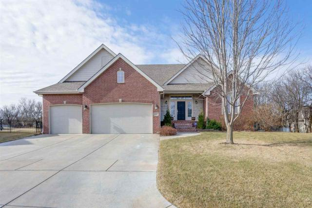 605 N Lakecrest Cir, Andover, KS 67002 (MLS #562672) :: On The Move