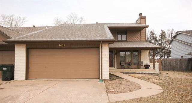 1432 S Goebel Cir, Wichita, KS 67207 (MLS #562675) :: On The Move