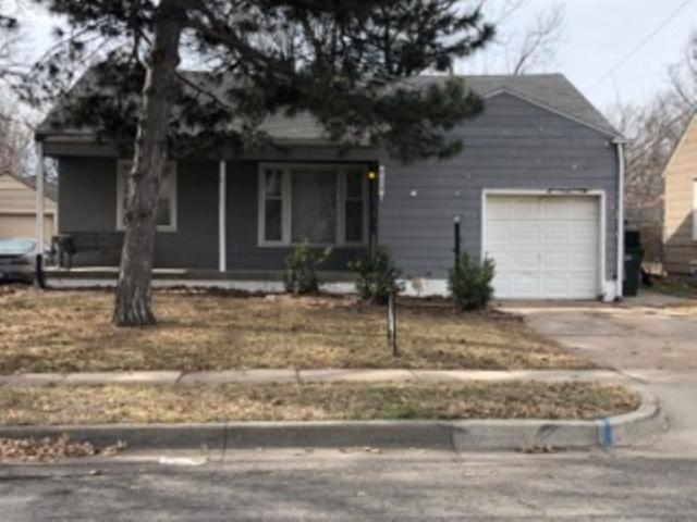 929 N Terrace St., Wichita, KS 67208 (MLS #562684) :: On The Move