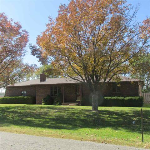 721 S Riverview, Douglass, KS 67039 (MLS #562688) :: Wichita Real Estate Connection