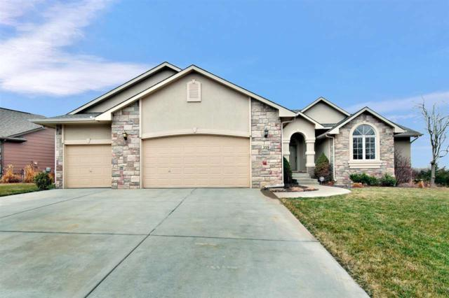359 S Fawnwood St, Wichita, KS 67235 (MLS #562698) :: On The Move