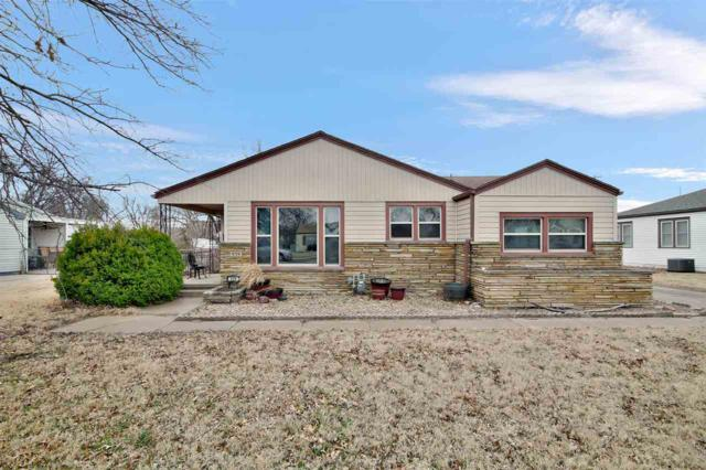 939 W 30th St S, Wichita, KS 67217 (MLS #562699) :: On The Move