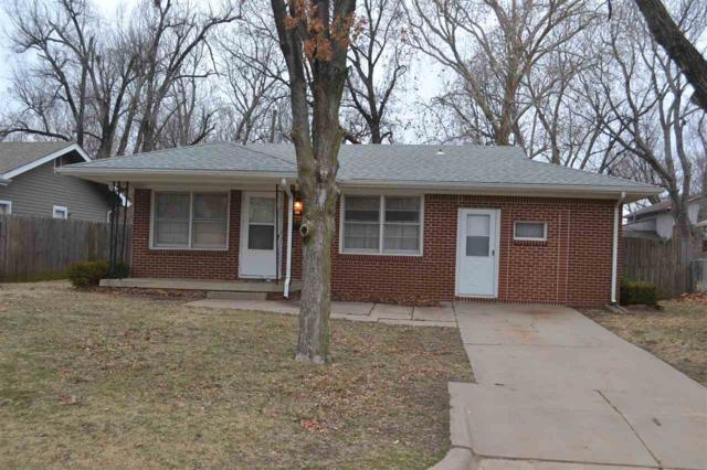 1843 N Kessler St, Wichita, KS 67203 (MLS #562700) :: On The Move