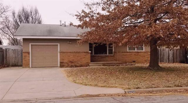 3438 S Bonn Ave, Wichita, KS 67217 (MLS #562703) :: On The Move