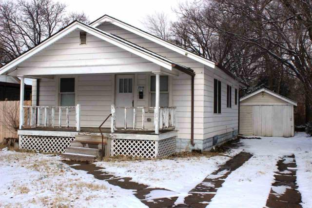 2516 W 3rd, Wichita, KS 67203 (MLS #562704) :: On The Move