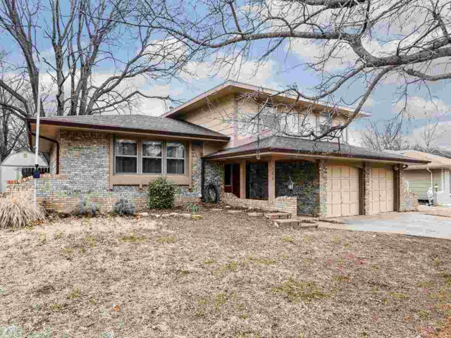1106 E Market St, Derby, KS 67037 (MLS #562705) :: On The Move