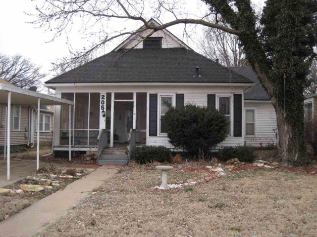 205 N Emporia St, El Dorado, KS 67042 (MLS #562714) :: On The Move