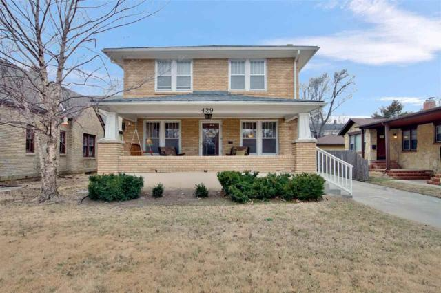 429 N Pershing St, Wichita, KS 67208 (MLS #562715) :: On The Move