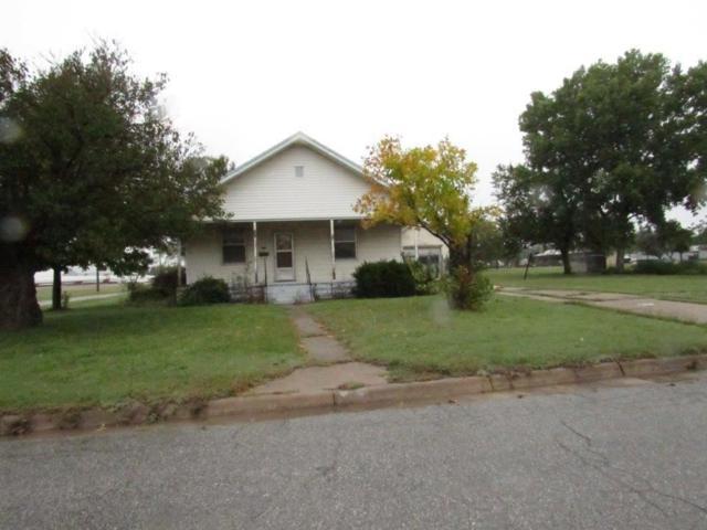 525 S Keystone, Stafford, KS 67578 (MLS #562724) :: On The Move