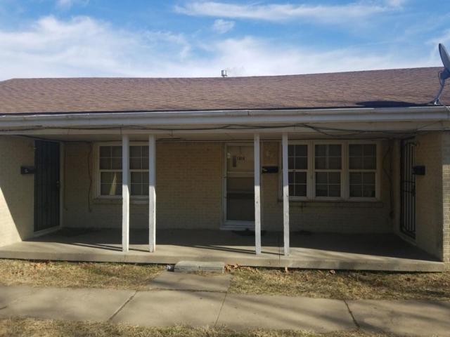 1614 E Tulsa St, Wichita, KS 67216 (MLS #562749) :: On The Move