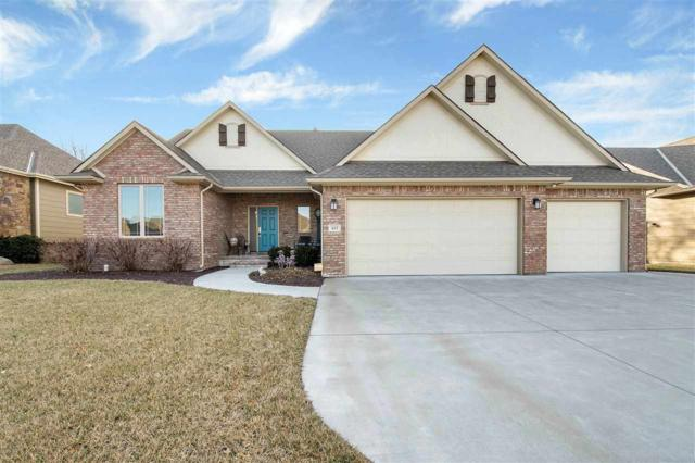 613 N Lakecrest Cir, Andover, KS 67002 (MLS #562808) :: On The Move