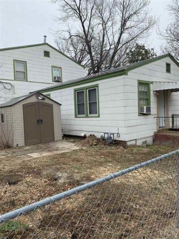 1543 S Pershing, Wichita, KS 67218 (MLS #562824) :: Wichita Real Estate Connection