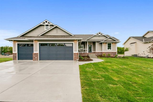2806 E Mantane Cir, Wichita, KS 67219 (MLS #562829) :: On The Move